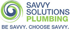 Savvy Solutions Plumbing Logo
