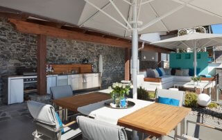 Savvy Outdoor Kitchens